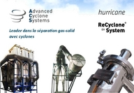 Advanced Cyclone Systems: Leader dans la Séparation Gas-Solid avec Cyclones
