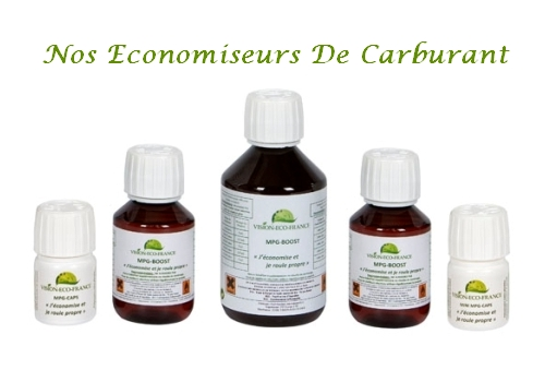 Economiseurs de carburant