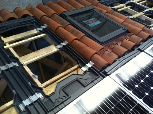 SYSTEME D'INTEGRATION EASY ROOF